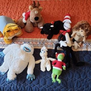 Adorable stuffed animals